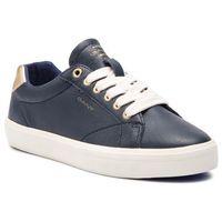 Sneakersy GANT - Baltimore 18531452 Marine/Gold G684