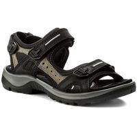 Sandały ECCO - Offroad 06956350034 Black/Mole/Black, kolor czarny