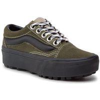 Sneakersy - old skool lug pla vn0a3wlxvry1 (90s retro) grape leaf/bl marki Vans