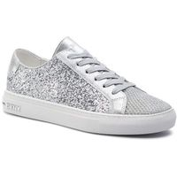 Dkny Sneakersy - court k1933385 silver