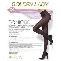 Rajstopy Golden Lady Tonic 50 den nero/czarny - nero/czarny, kolor czarny