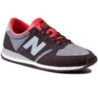 Sneakersy - wl420lpa fioletowy, New balance