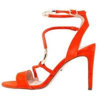 Carvela GORGE Sandały na obcasie orange