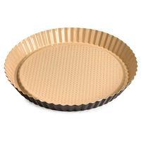 forma do tarty, brązowy, 28 cm, v. 3 cm marki 4home