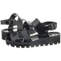 Sandały JuJu Czarne Poppy Black (JU8-b), JU8-b