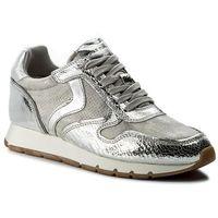 Sneakersy VOILE BLANCHE - Julia 0012012272.03.9125 Argento/Inox