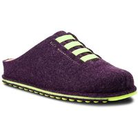 Kapcie - spikey10 f27279 2180 350 plum/yellow, Scholl, 36-40