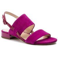 Sandały HÖGL - 7-101112 Fuchsia 4200, kolor różowy