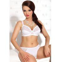 Biustonosz Semi-Soft Model 011 White
