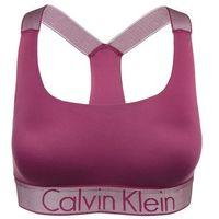 Calvin Klein Biustonosz Fioletowy S (8719114080151)