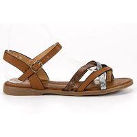 Sandały damskie odkryte palce Sagan 2700 rozmiar 36