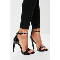 - sandały studded sole barely there, Missguided