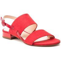 Sandały HÖGL - 7-101112 Scarlet 4300, kolor czerwony