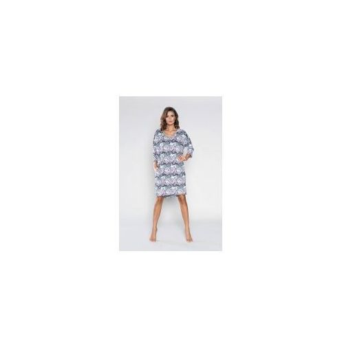 Koszula z rękawem 3/4 - ana marki Italian fashion
