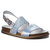 Sandały NIK - 07-0245-05-5-11-02 Niebieski, w 5 rozmiarach