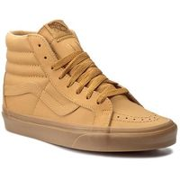 Sneakersy VANS - Sk8-Hi Reissue VN0A2XSBOTS (Vansbuck) Light Gum/Mono