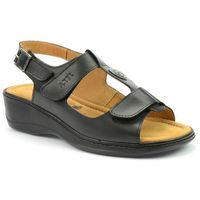 Sandały Axel 2315 czarny (10266366)