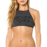 strój kąpielowy FOX - Ace High Neck Top Heather Grey (040) rozmiar: XS, 1 rozmiar