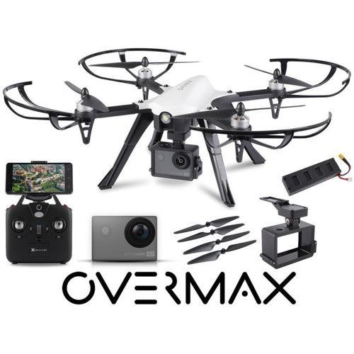 Dron Overmax X-Bee Drone 8.0 (5902581652560)