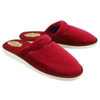 METEOR 020 PAULINA bordowy, kapcie damskie - Czerwony, kolor czerwony