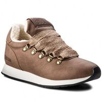 Sneakersy - bb274255 beige marki Big star