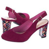 Sandały Sergio Leone Różowe SK788 (SL272-c), w 3 rozmiarach