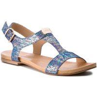 Sandały - arc-3039-16 niebieski marki Lasocki