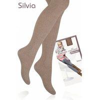 Steven Silvia Melange beige rajstopy, kolor beżowy