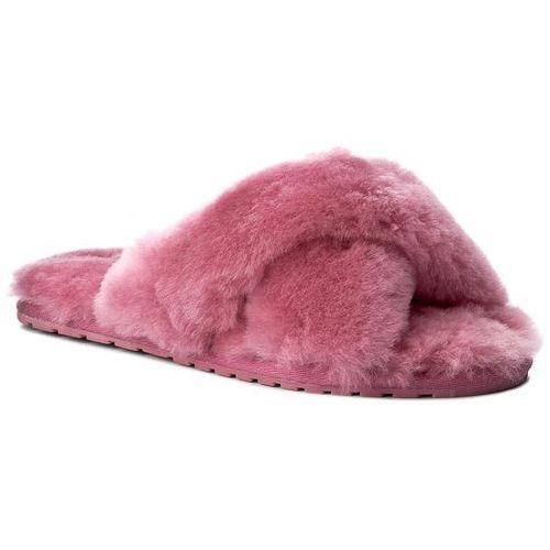 Kapcie - mayberry w11573 bubblegum marki Emu australia