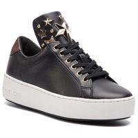 Sneakersy MICHAEL MICHAEL KORS - Mindy Lace Up 43R9MNFS7L Blk/Brown