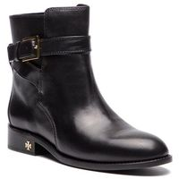Botki TORY BURCH - Brooke Ankle Bootie 52660 Perfect Black 006