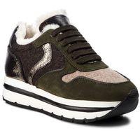 Sneakersy VOILE BLANCHE - May Fur 0012012793.01.9104 Verde/Beige/T.Moro