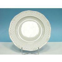 Talerz pł.26 afrodyta biała 000e 2026360 marki Lubiana s.a.zakłady porcelany stołowej