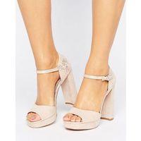 Miss kg summer platform sandal - beige