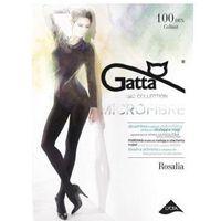 Rosalia 100 - rajstopy damskie mikrofibra 100 den, Gatta
