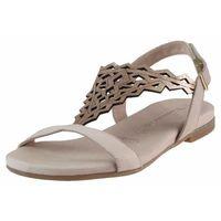 Sandały 1-28126 - różowe 01 marki Tamaris