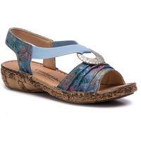 Sandały COMFORTABEL - 710954 Denim 5, w 6 rozmiarach