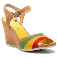 Sandały SOLO FEMME - 53115-42-I57/G13-07-00 Multicolor, kolor wielokolorowy