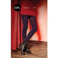 Gatta G88.716 Trendyline Cotton wz.04 rajstopy, bawełna