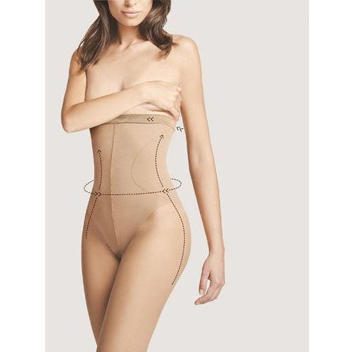 Rajstopy body care high waist bikini 20, Fiore