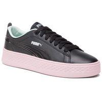 Sneakersy PUMA - Smash Platform Trailblazer 369133 01 Puma Black/Fair Aqua/Pale Pink, w 6 rozmiarach