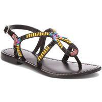 Sandały GIOSEPPO - 45292 Black, w 4 rozmiarach