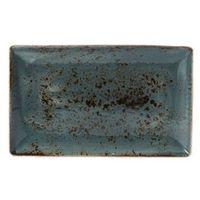 Steelite Półmisek 210 x 167 mm, niebieski | , craft