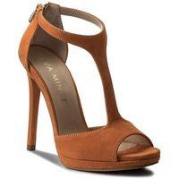 Sandały EVA MINGE - Cartaya 3P 18SF1372313ES 814, kolor pomarańczowy
