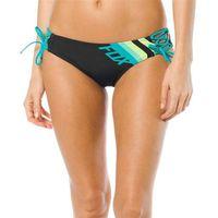 strój kąpielowy FOX - Cozmik Lace Up Side Tie Btm Jade (167) rozmiar: XL, 1 rozmiar