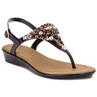 Sandały - 45107 black, Gioseppo, 37-39