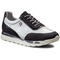 Carinii Sneakersy - b3371 samuel 1680/2/lakier granat/dave met. su 6651/037
