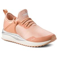 Sneakersy - pacer next cage st2 367660 01 dusty coral/d.coral/wh.wht marki Puma