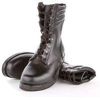 Buty wojskowe desanty czarne skóra 34-47 43, 1 rozmiar