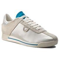 Geox Sneakersy - d chewa a d724ma 021bv c0997 ecri/platynowy